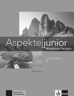 Aspekte junior B2 von Fröhlich,  Birgitta, Koithan,  Ute, Schmitz,  Helen, Sieber,  Tanja, Sonntag,  Ralf