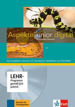 Aspekte junior C1 von Koithan,  Ute, Lösche,  Ralf-Peter, Mayr-Sieber,  Tanja, Schmitz,  Helen, Sonntag,  Ralf