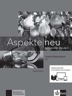 Aspekte neu C1 von Fröhlich,  Birgitta