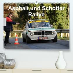 Asphalt und Schotter Rallye (Premium, hochwertiger DIN A2 Wandkalender 2020, Kunstdruck in Hochglanz) von von Sannowitz,  Andreas