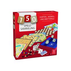 ASS-Spielesammlung 150 von ASS Altenburger Spielkartenfabrik