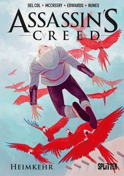 Assassin's Creed. Band 3 von Del Col,  Anthony, Edwards,  Neil, McCreery,  Conor