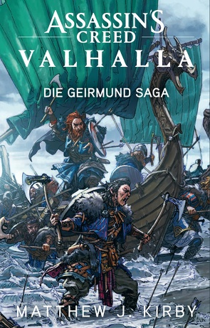 Assassin's Creed Valhalla von Kirby,  Matthew J.