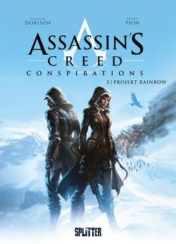 Assassin's Creed Conspirations. Band 2 von Dorison,  Guillaume, Pion,  Patrick