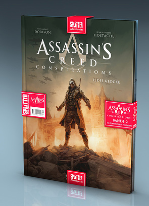 Assassin's Creed Conspirations Doppelpack: Band 1+2 zum Sonderpreis von Defali,  Djillali, Dorison,  Guillaume, Hostache,  Jean-Baptiste, Pion,  Patrick