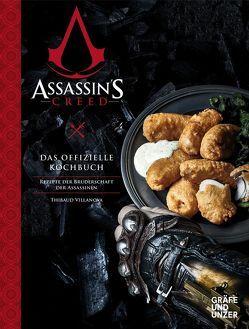 Assassin's Creed – Das offizielle Kochbuch von Villanova,  Thibaud