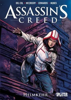 Assassin's Creed. Band 3 (lim. Variant Edition) von Del Col,  Anthony, Edwards,  Neil, McCreery,  Conor
