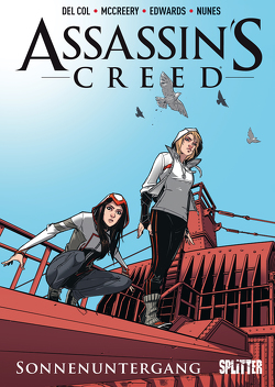 Assassins's Creed Bd. 2: Sonnenuntergang von Col,  Anthony del, Edwards,  Neil, McCreery,  Conor