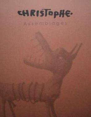 Assemblages von Christoph, Lahr,  Christine, Lange,  Dieter F, Schüppenhauer,  Christel