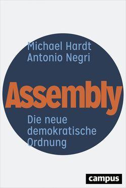 Assembly von Atzert,  Thomas, Hardt,  Michael, Negri,  Antonio, Wirthensohn,  Andreas