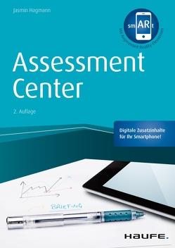 Assessment Center- inkl. Augmented-Reality-App von Hagmann,  Jasmin