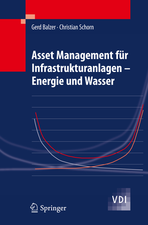 Asset Management für Infrastrukturanlagen – Energie und Wasser von Balzer,  Gerd, Schorn,  Christian