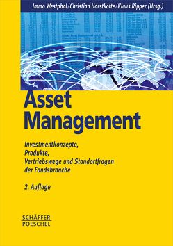 Asset Management von Horstkotte,  Christian, Ripper,  Klaus, Westphal,  Immo