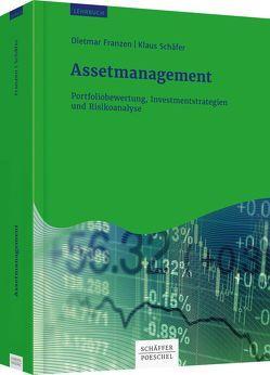 Assetmanagement von Franzen,  Dietmar, Schaefer,  Klaus