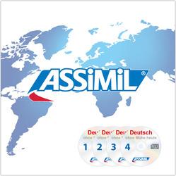 ASSiMiL Deutsch ohne Mühe heute – Audio-CDs von ASSiMiL GmbH