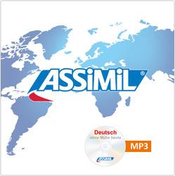 ASSiMiL Deutsch ohne Mühe heute – MP3-CD von ASSiMiL GmbH