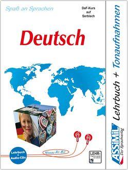 ASSiMiL Nemački – Deutschkurs in serbischer Sprache – Audio-Sprachkurs – Niveau A1-B2 von ASSiMiL GmbH