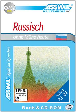 ASSiMiL Selbstlernkurs für Deutsche / Assimil Russisch ohne Mühe heute von Dronov,  Vladimir, Gallais,  Françoise, Matchabelli,  Vladimir