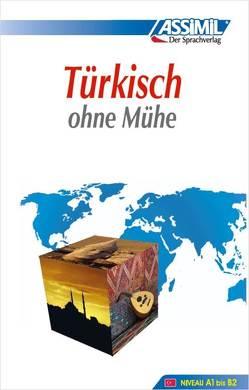 ASSiMiL Selbstlernkurs für Deutsche / Assimil Türkisch ohne Mühe von Güzey,  Gönen, Halbout,  Dominique