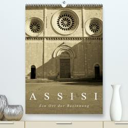 Assisi. Ein Ort der Besinnung. (Premium, hochwertiger DIN A2 Wandkalender 2021, Kunstdruck in Hochglanz) von Yerokhina,  Kateryna