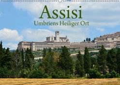 Assisi Umbriens Heiliger OrtAT-Version (Wandkalender 2019 DIN A2 quer)