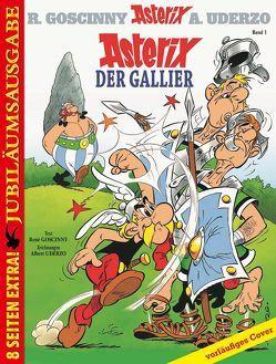 Asterix 01 – Jubiläumsausgabe von Berner,  Horst, Goscinny,  René, Penndorf,  Gudrun, Uderzo,  Albert