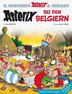 Asterix bei den Belgiern von Goscinny,  René, Penndorf,  Gudrun, Uderzo,  Albert
