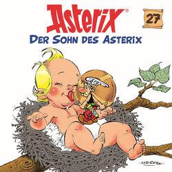 Asterix – CD. Hörspiele / 27: Der Sohn des Asterix von diverse Komponisten, Penndorf,  Gudrun, Uderzo,  Albert, Wakonigg,  Daniela