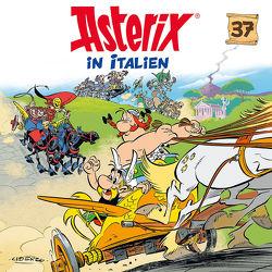 Asterix – CD. Hörspiele / 37: Asterix in Italien von diverse Komponisten, Ferri,  Jean-Yves, Jöken,  Klaus, Lee,  Judson, Richmond,  Kelly, Wakonigg,  Daniela