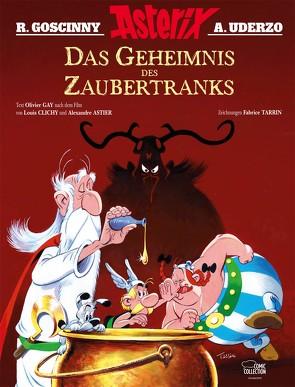 Asterix – Das Geheimnis des Zaubertranks von Goscinny,  René, Uderzo,  Albert
