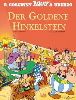 Asterix – Der Goldene Hinkelstein von Goscinny,  René, Jöken,  Klaus, Uderzo,  Albert