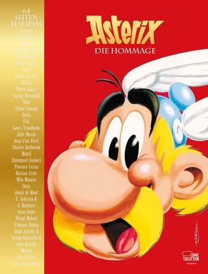 Asterix – Die Hommage von Conrad,  Didier, Flix, Mawil, Wüstefeld,  Sascha