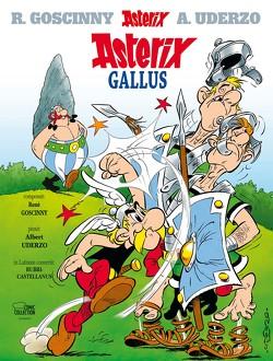 Asterix latein 01 von Goscinny,  René, Uderzo,  Albert