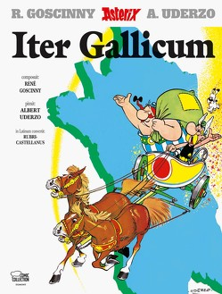 Asterix latein 05 von Goscinny,  René, Uderzo,  Albert