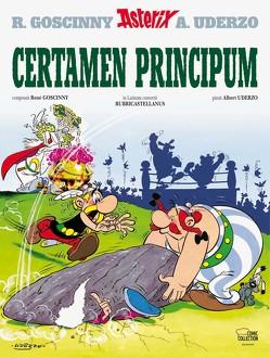 Asterix latein 07 von Goscinny,  René, Rothenburg,  Karl-Heinz v., Uderzo,  Albert