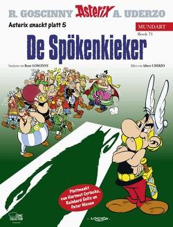 Asterix Mundart Plattdeutsch V von Cyriacks,  Hartmut, Goscinny,  René, Nissen,  Peter, Uderzo,  Albert
