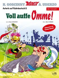 Asterix Mundart Ruhrdeutsch V von Bender,  Hennes, Goscinny,  René, Uderzo,  Albert