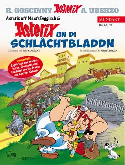 Asterix Mundart Unterfränkisch V von Fraass,  Kai, Goscinny,  René, Schunk,  Gunther, Uderzo,  Albert