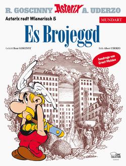 Asterix Mundart Wienerisch V von Goscinny,  René, Uderzo,  Albert