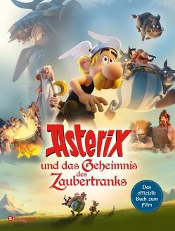 Asterix und das Geheimnis des Zaubertranks von Astier,  Alexandre, Clichy,  Louis