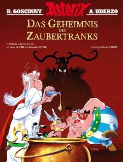 Asterix und das Geheimnis des Zaubertranks von Astier,  Alexandre, Clichy,  Louis, Jöken,  Klaus, Tarrin,  Fabrice