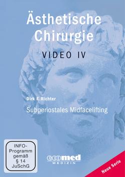 Ästhetische Chirurgie Video IV (Neue Serie) von Heimburg,  Dennis von von