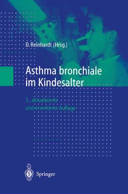 Asthma bronchiale im Kindesalter von Berdel,  D., Griese,  M., Küster,  H, Lecheler,  J., Lemoine,  H, Mutius,  E. von, Nicolai,  T., Peterman,  F., Reinhardt,  Dietrich