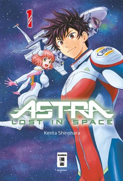 Astra Lost in Space 01 von Bartholomäus,  Gandalf, Shinohara,  Kenta