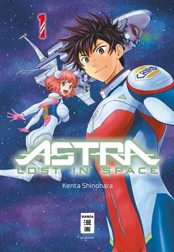 Astra Lost in Space 01 von Bartholomäus,  Gandalf, Shinohara,  Kenta