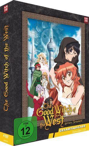 Astraea Testament (Good Witch of the West) – Gesamtausgabe (4 DVDs) von Nakayama,  Katsuichi
