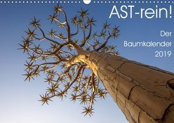 Astrein! – Der Baumkalender 2019 (Wandkalender 2019 DIN A3 quer) von van der Wiel,  Irma