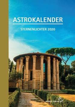 Astrokalender Sternenlichter 2020 von Niehaus,  Petra