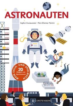 Astronauten von Dussaussois,  Sophie, Panzacchi,  Cornelia, Peintre,  Marc-Etienne