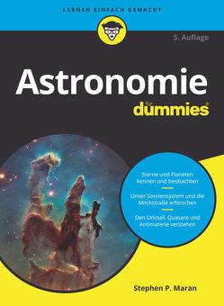 Astronomie für Dummies von Hattenbach,  Jan, Maran,  Stephen P.